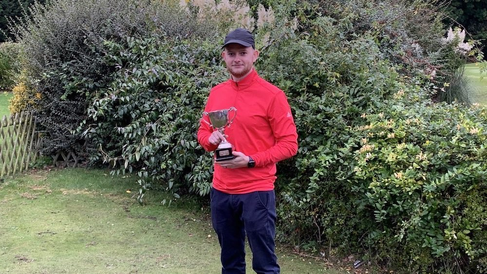 Heppys Golf Society - 2020 Grip It And Rip It Cup Winner - Matty Elmer